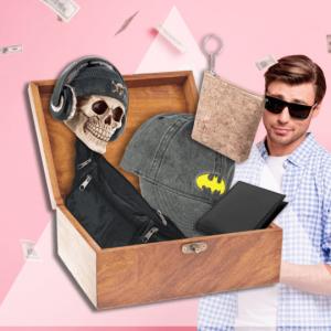 Men's Accessories Giftbox