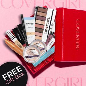 CoverGirl Gift Box